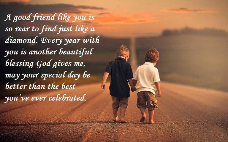 Best Friend Happy Birthday Quotes, Greetings & Images