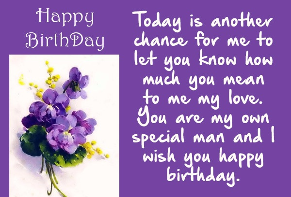 Happy Birthday Messages Wishes Cards Images For A Special