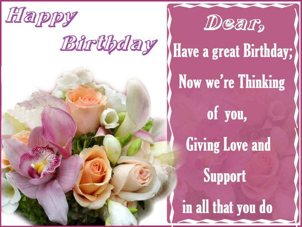 Cute Happy Birthday Wishes Images Messages For A Good Friend